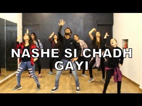 Nashe Si Chadh Gayi | Befikre | Deepak Tulsyan Dance Choreography