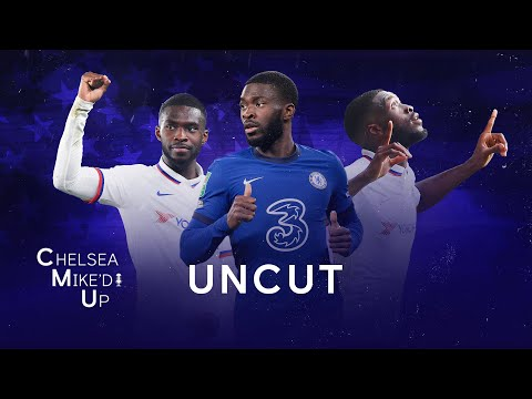 Fikayo Tomori On Staying At Chelsea & How He Broke Diego Costa's Nose | Chelsea Mike'd Up Uncut