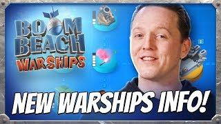 Boom Beach: Warships Developer Update #3