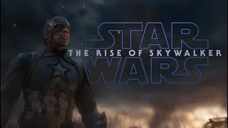 The Infinity Saga - Star Wars 9 The Rise of Skywalker Final Trailer Style