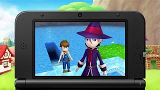 Harvest Moon: El Pueblo del Árbol Celeste - Tráiler del juego.