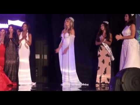 Miss New Jersey USA 2016 Farewell Walk- Jessielyn Palumbo