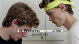 isak and even / First time he kissed a boy sub español