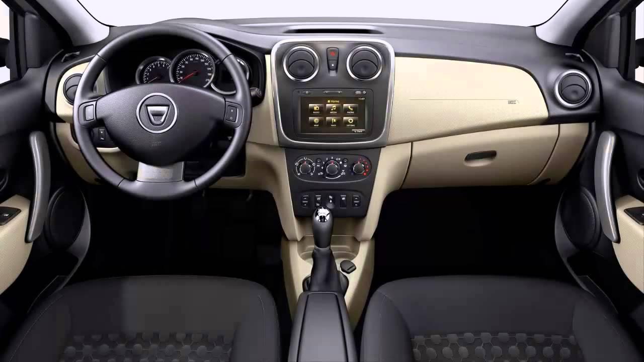Car Interior 2014 Dacia Logan Mcv
