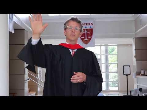 The Covenant School 2020 Commencement