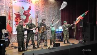 """Владимир Мазур - """"Пограничная собака"""" г. Радужный"""