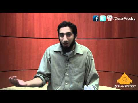 Watch Your Tongue - Nouman Ali Khan - Quran Weekly