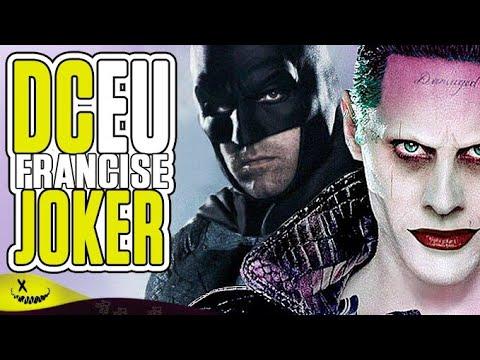 Batman e Joker Scollegati dal DC Extended Universe?