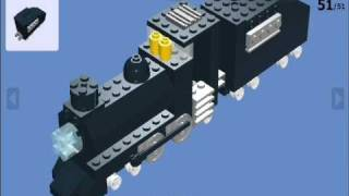 How to make some Lego stuff