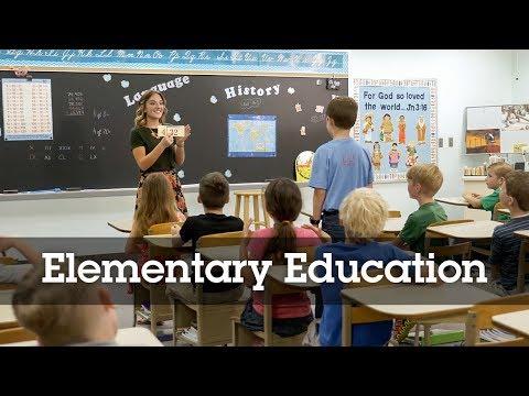 Elementary Education—Pensacola Christian College®