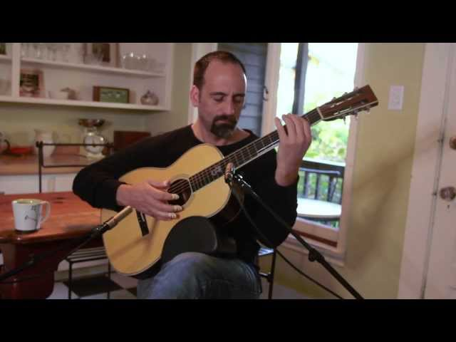 Eric Skye -So What - Santa Cruz Guitar Co 00-Skye