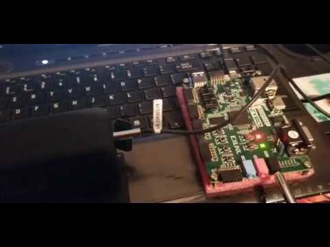 Zybo Zynq-7000 DMA Audio Project Demo