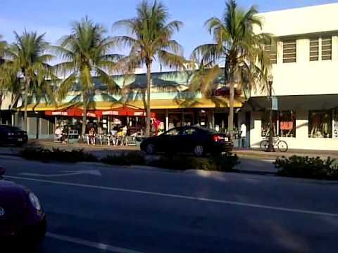 Washington Ave Miami Beach You