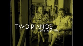 """""""Two Pianos: Playing for Life"""" Premiere Highlight Video"""