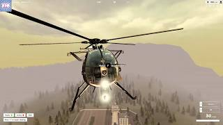 Blackhawk Rescue Mission By PLATINUM FIVE Roblox Game Play