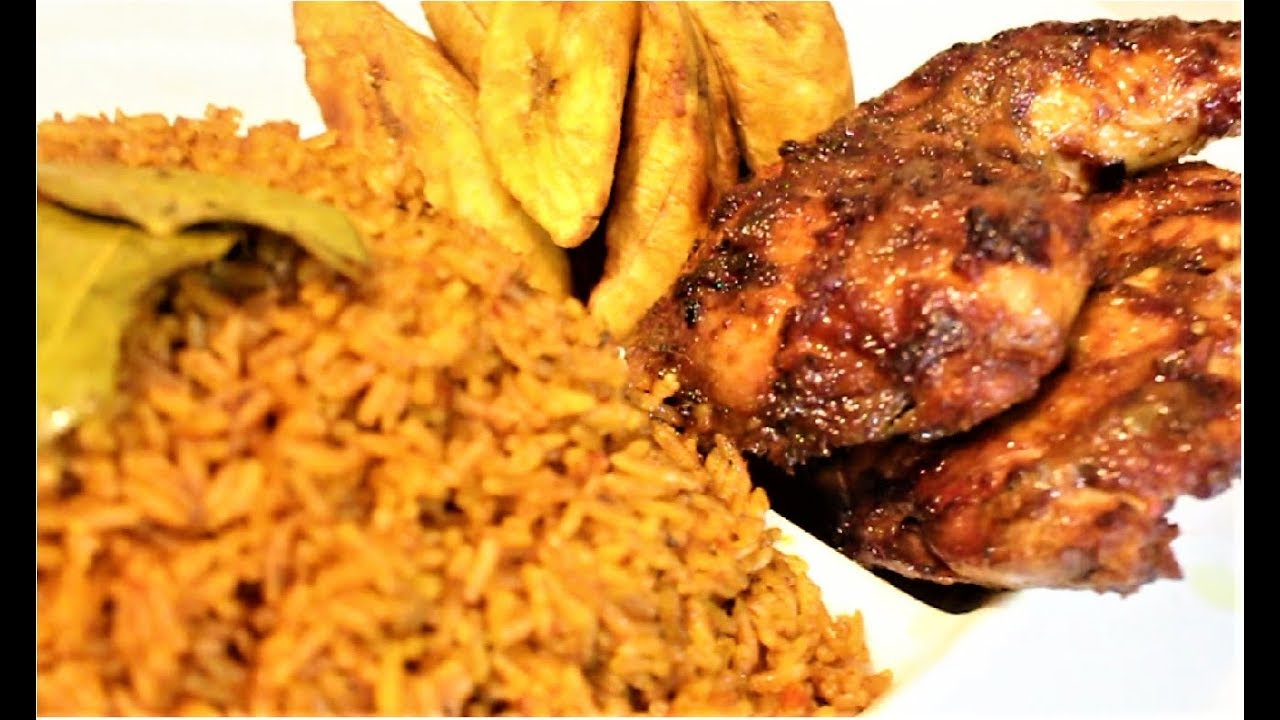 How to Cook the Best Nigerian Jollof Rice With Roasted ...