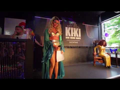 Divina De Campo's Roast by the Queens at KIKI Manchester