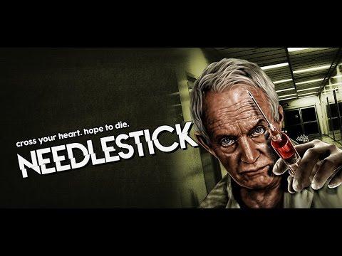 Needlestick trailer