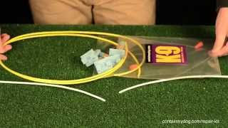 How To Fix A Wire Break In An Electric Dog Fence