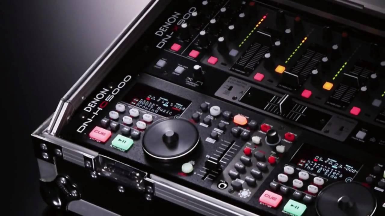 DJ Denon DN-HC5000