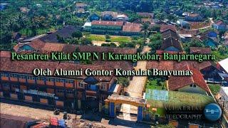 Pesantren Kilat SMP N 1 Karangkobar 2018 Oleh Konsulat Banyumas Pondok Modern Darussalam Gontor