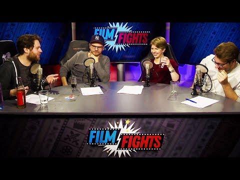 Play Film Fights #9 mit Etienne, Florentin, Stefan Titze & Antje