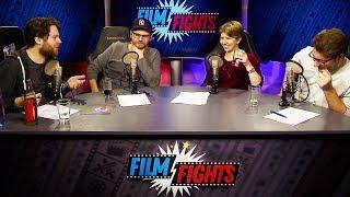 Film Fights #9 mit Etienne, Florentin, Stefan Titze & Antje