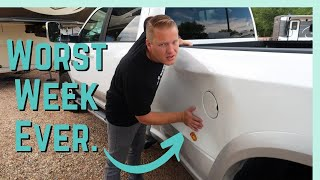 OUR WORST WEEK OF RV LIVING EVER! (SERIOUSLY)
