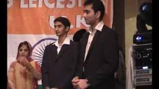 India Republic Day Function IOC Leicecster 2009 - My Birthday Song.