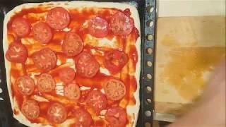 Как приготовить пиццу. Формирование и сборка. Давай готовить!