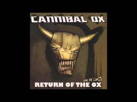 """Cannibal Ox - """"Live from the Planet of Eat"""" [Official Audio]"""