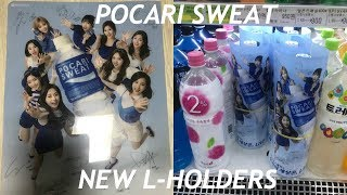 Download Video I Went Searching For The New TWICE Pocari Sweat L-Holders MP3 3GP MP4