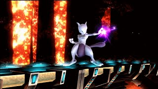 Mewtwo Is Good Guys I Swear! (SSB Wii U Montage Vid)