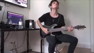 Architects | Nihilist | GUITAR COVER FULL (NEW SONG 2016) HD
