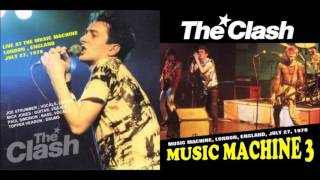 The Clash - Live At The Music Machine, July 27, 1978 (Full Concert!)