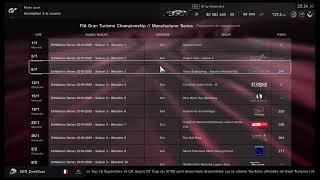 [LIVE] : GT SPORT - FIA 02/02/20 EX3-2019/20 R9 Constructeur