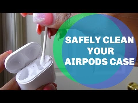 The SAFEST Way To Clean AirPods | Easy & Quick
