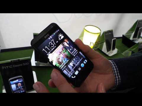HTC Desire 300 Demo