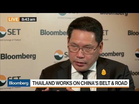 Thai Industry Minister Says EEC Project Is Game Changer