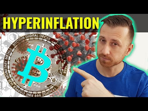 ▶ Cryptocurrency: How to AVOID Hyperinflation!