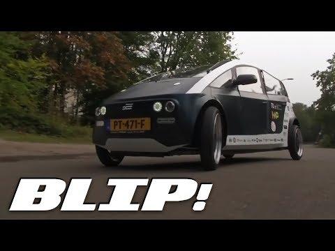 Growing a Biodegradable Car   BLIP!