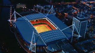 RBS 6 Nations: Team Behind the Team -- Millennium Stadium