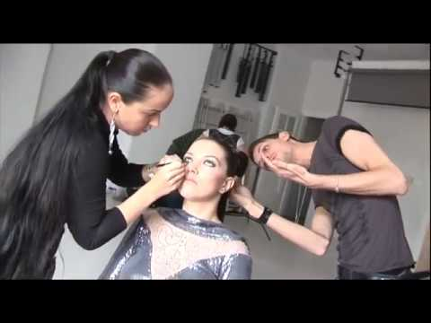 EVA Professional styling feat. Viki Gyulai