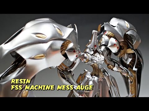 RESIN.레진킷★FSS MACHINE MESS AUGE★FINISH [FULL BUILD]