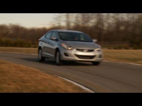 2011 Hyundai Elantra First Look | Consumer Reports   YouTube