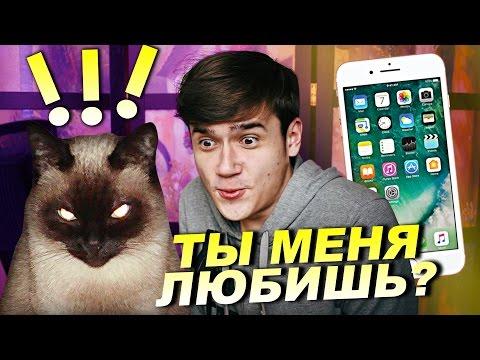 РАЗГОВАРИВАЮ С МОЕЙ КОШКОЙ | Talking with my cat