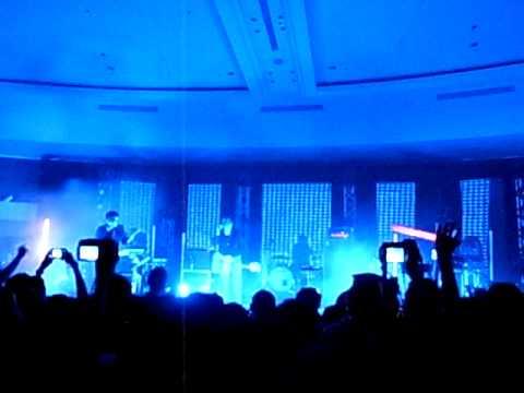Delphic - Doubt  (Live @ HITEC, HK)