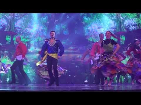 Pasha Dance Theater at Global Village, Dubai