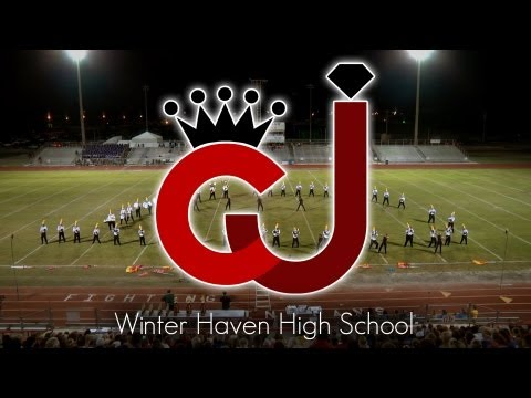 Winter Haven High School - Crown Jewel Marching Band Festival 2012