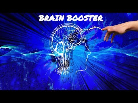"""Mood Swing   SUPER Intelligence """"Brain Booster"""" Binaural Beats Music   Relaxing Music for Intuition"""